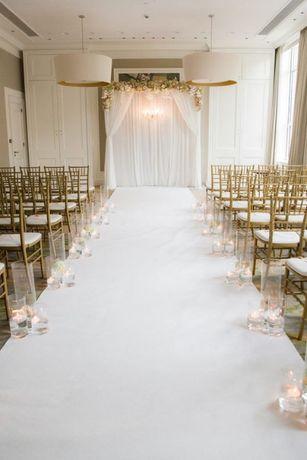 NAJTANIEJ !! Biały dywan na ślub