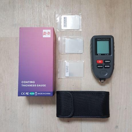 Професійний R&D TC-100 товщиномір толщиномер лакофарбового покриття