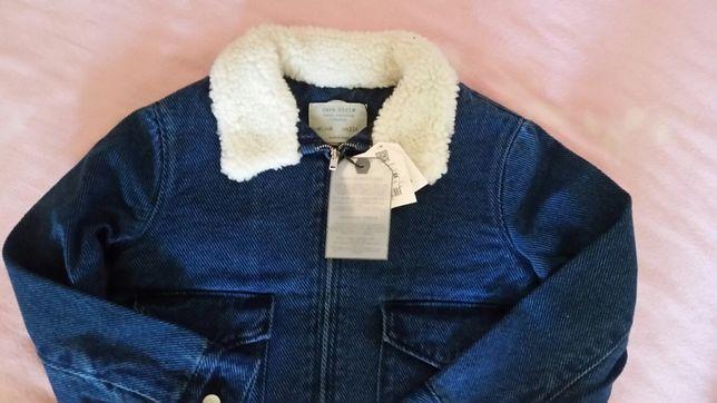 Zara Girls kurtka dla dziewczynki rozmiar 116 cm