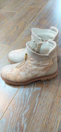 Демисезонные ботинки Woopy Orthopedic для девочки 32 р.