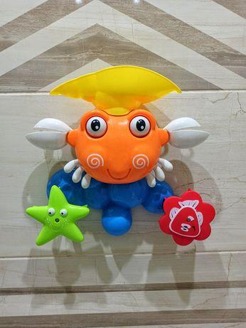 Игрушки в ванную