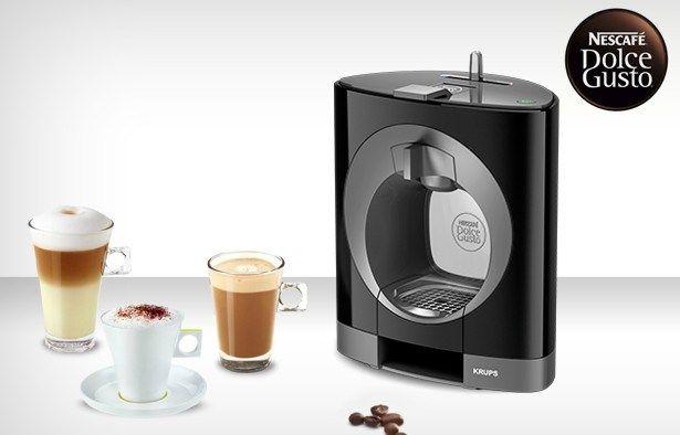 Máquina Café/ Multibebidas Cápsulas KRUPS OBLO Nescafé Dolce Gusto®
