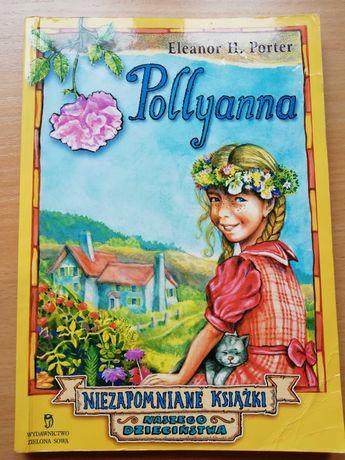 """Książka,, Polyanna"""""""
