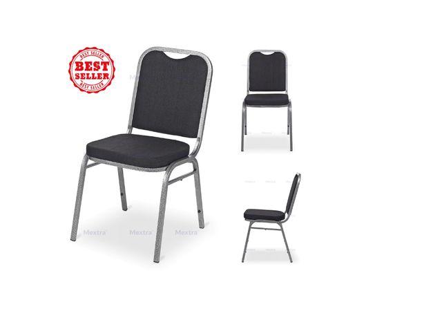 PARTY krzesło, krzesła bankietowe do restauracji, hotelu, sztaplowane