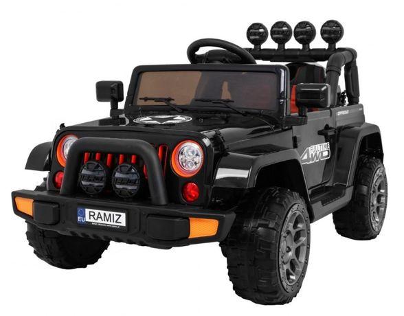 Auto na akumulator Jeep Terenowy Full Time 4WD 4x45W