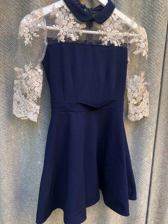 Сукня, платье на девочку школьное нарядное