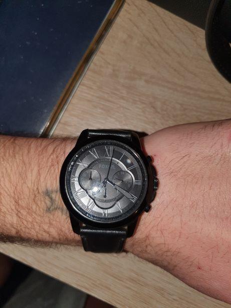 Męski oryginalny zegarek Fossil fs5132