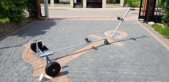 Wózek slipowy ocynkowany HIT!!! Antila Mazury Kętrzyn