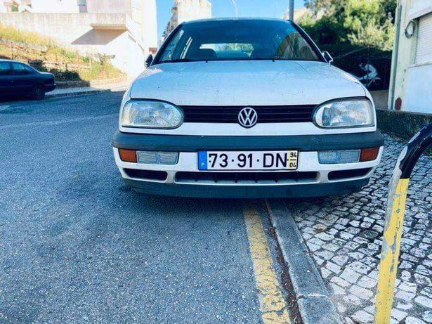 Volkswagen Golf 1.6 inteiro/peças