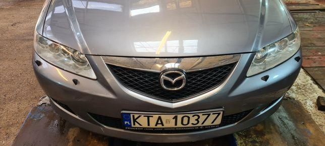 Mazda 6 2004 2.0 diesel