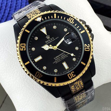 Zegarek Rolex Submariner Diamonds Black-Gold