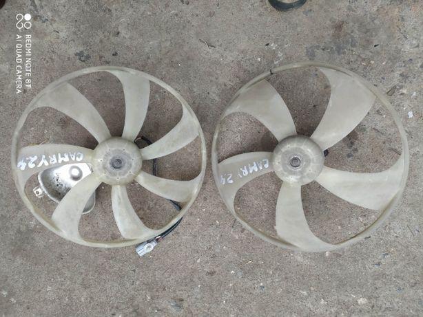 Toyota Camry вентилятор охлаждения \ вентилятор кондиционера