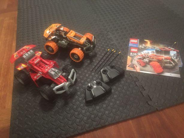 Lego racers 8378 i 8676