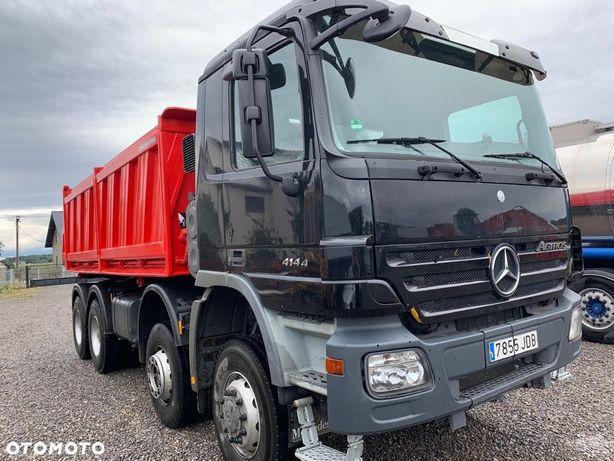 Mercedes-Benz ACTROS 4144  Wywrotka Meiller S3, 8x6, Euro 5