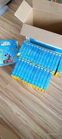 Magic English zestaw kaset vhs
