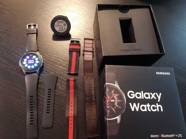 Samsung Galaxy Watch LTE 46 mm, SM-R805F