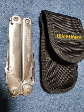 Мультитул Leatherman Surge (аналог wave plus mut charge rebar)