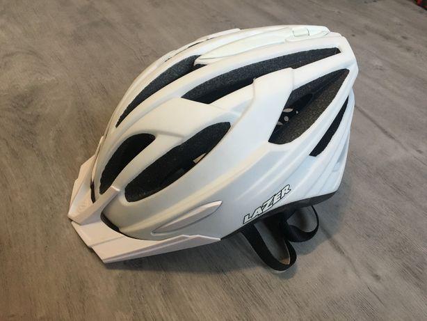 *Kask rowerowy LAZER VANDAL MAT WHITE* rozmiar M-L Wyprzedaż!!!