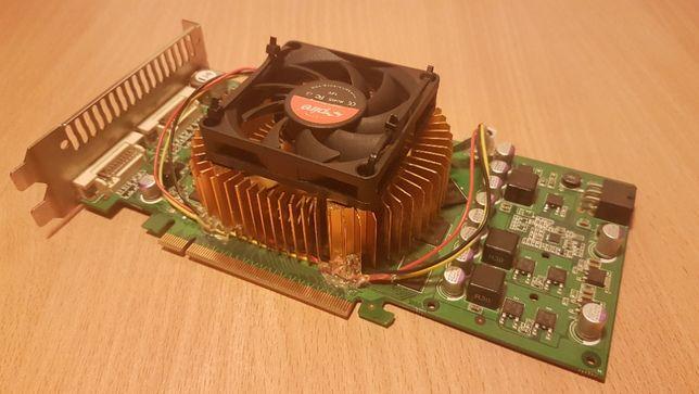 Karta graficzna GeForce 9600GT 512MB 2DVI