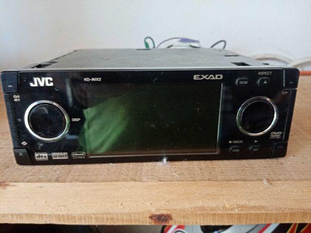 Auto Rádio JVC & Sony