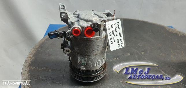 Compressor de ar condicionado Usado HYUNDAI/ix20 (JC)/1.6 CRDI | 06.11 - REF. H...