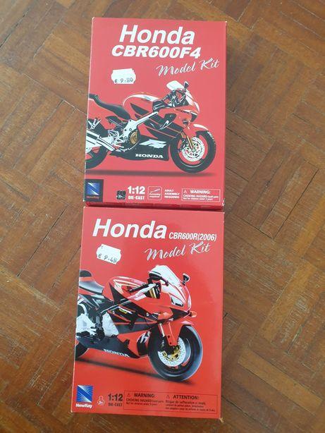Honda CBR RR/F4 miniaturas