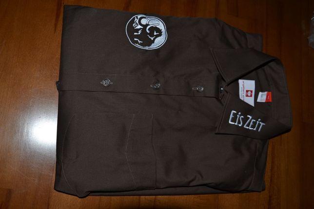 Рубашка туристическая Mammut новая