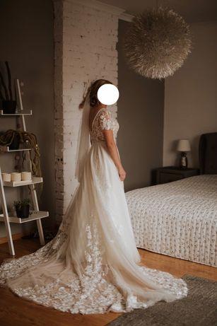 suknia ślubna Annais Bridal Mercedes