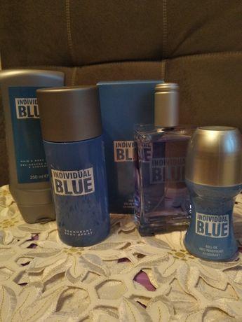 Avon męski zestaw Individual Blue