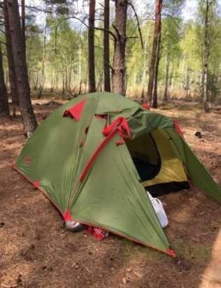 Палатка Tramp Wonder 2 для походов