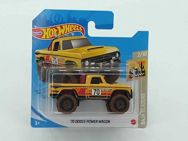 Hot Wheels '70 Dodge Power Wagon