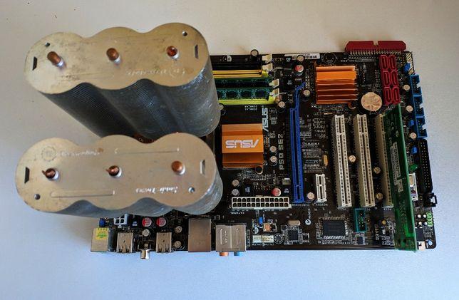 Комплект на базі ASUS P5Q SE s775 + Xeon(R) E5450 3.00GHz + 4Gb DDR2