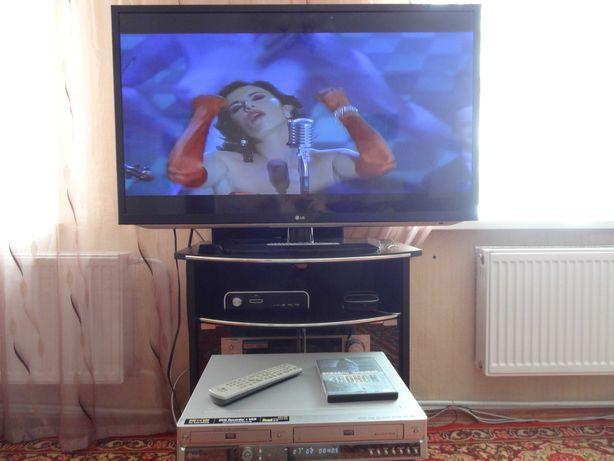 LG DVR 573X комбинированный ДВД