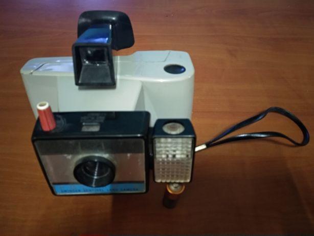 Polaroid Swinger Sentinel Land Camera