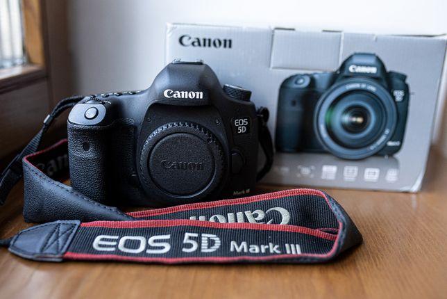 Canon EOS 5D Mark iii (3) Body