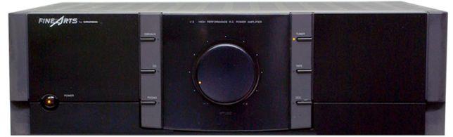 Amplificador Grundig Fine Arts - V1000 DPL