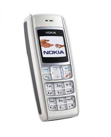 Nokia 1600 srebrna Pełny zestaw NOWA Folia OKAZJA!
