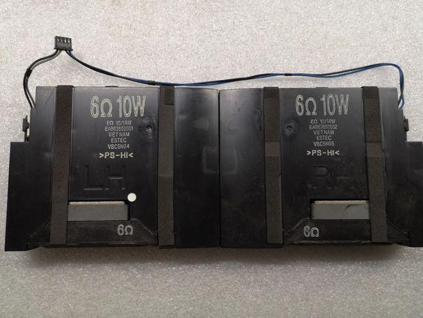 Głośniki do TV LG 32LF5610 L+R 10W 6 OHM