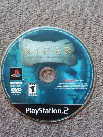 Gra Rygar na PS2
