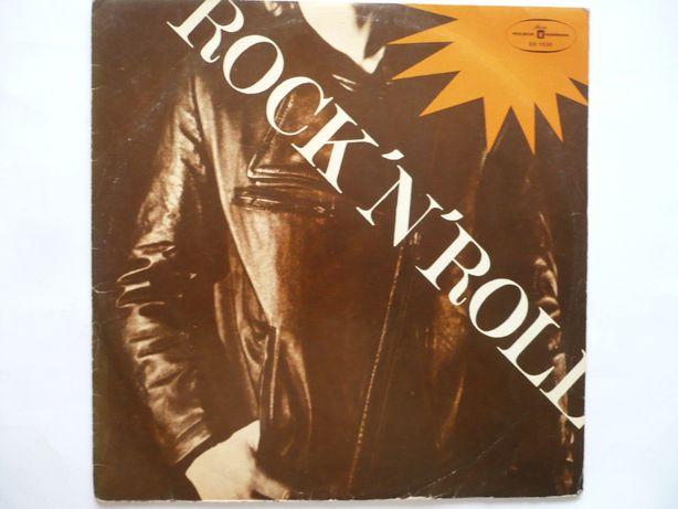 Rock'n'Roll, składanka, płyta winylowa