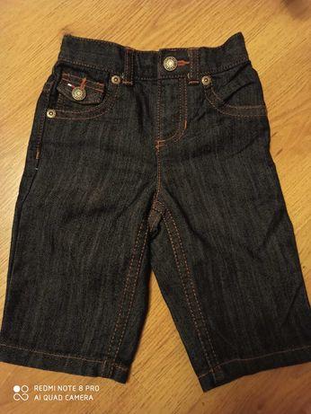 Spodnie Tommy Hilfiger roz. 6-9m
