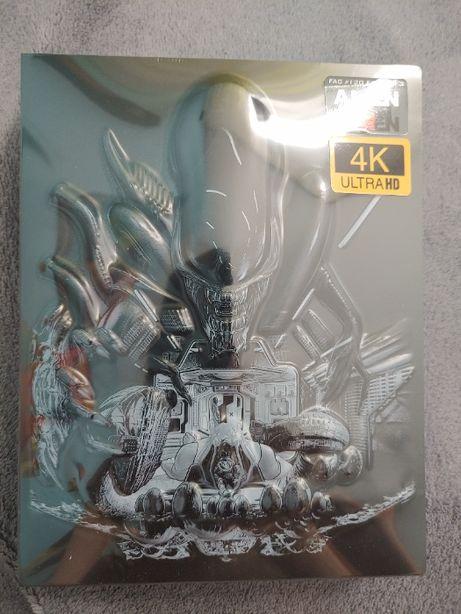 Alien Obcy 8 Pasażer Nostromo 4K UHD Filmarena Blu-Ray Steelbook