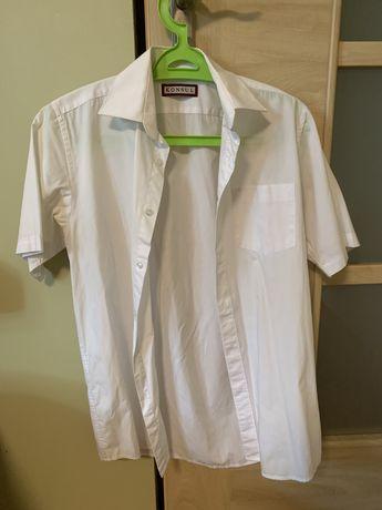 Koszula męska biała Konsul