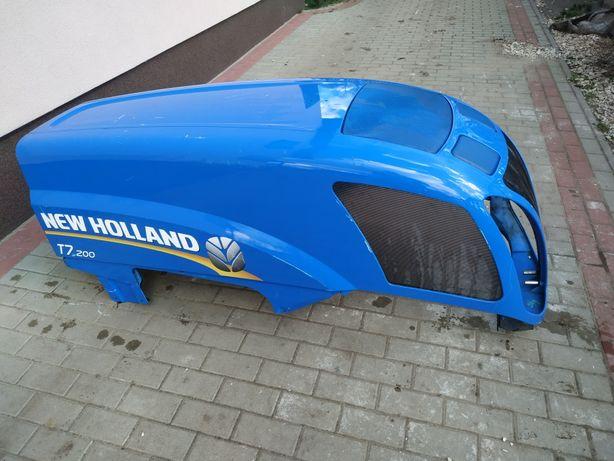 Maska pokrywa silnika New Holland T7.200