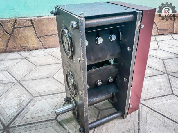 Подрібнювач гілок Режущий блок Измельчитель веток REZAK Р 100