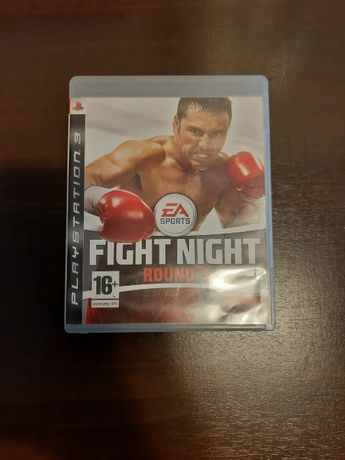 PS3 Fight Night Round 3 / PlayStation 3