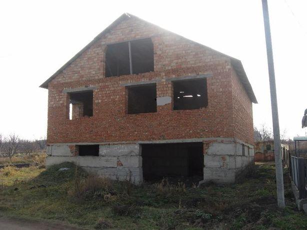 Продається недобудований житловий будинок
