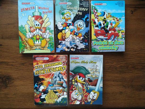 Książki Komiksy GIGANT Kaczor Donald