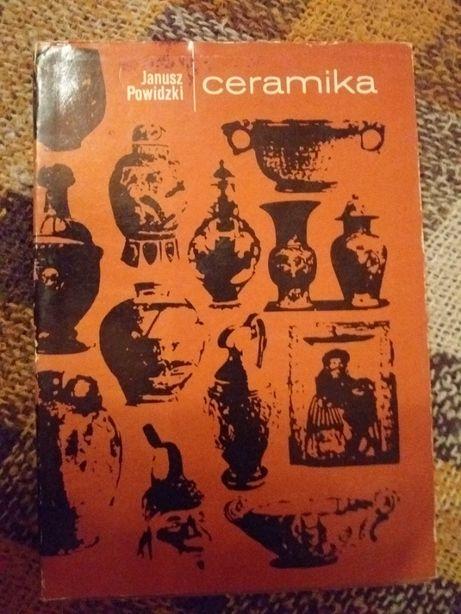 Jan Powidzki Ceramika WSiP 1977