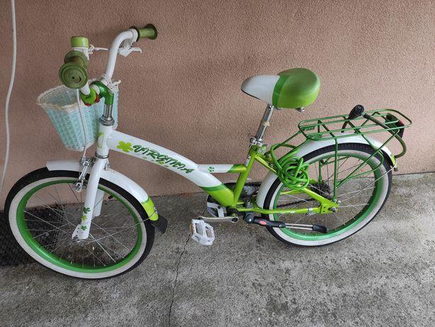 rower dla dziecka 16 cali VIRGINIA